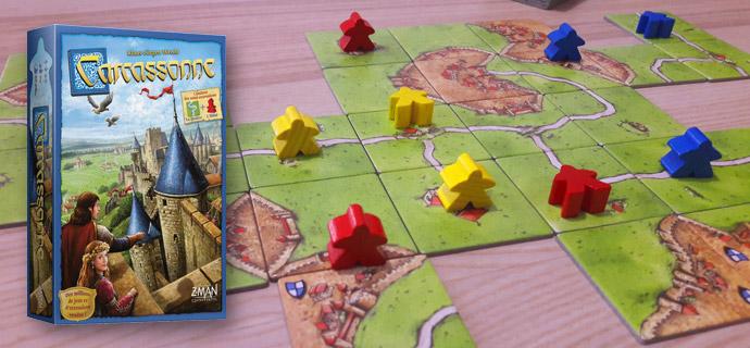 Test Jeu Carcassonne