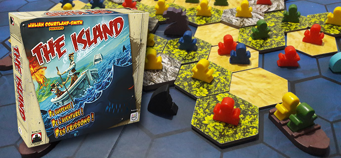 Test jeu The Island